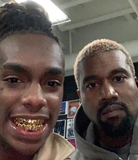 YNW Melly Kanye West