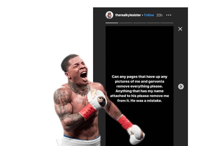 Gervonta Davis And Ari Fletcher...