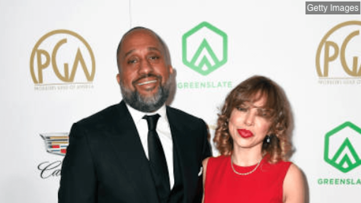 Kenya Barris Wife Rainbow