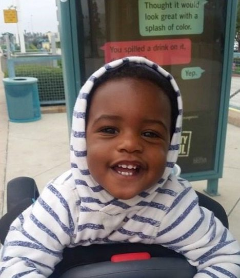 Jamal Bryant Son John Karston Bryant