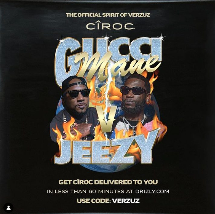 Young Jeezy Gucci Mane Verzuz