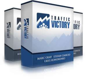 Traffic Victory review - early version