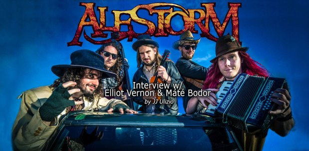 Empire Extreme Interview with Alestorm