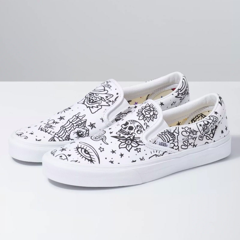Vans wants you to doodle all over your