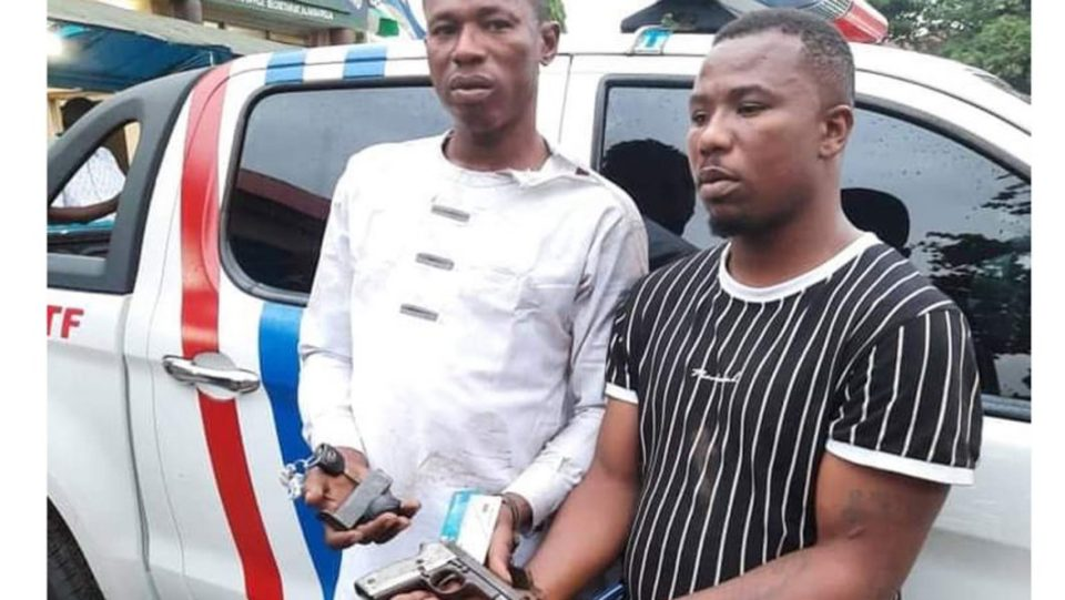 robbery in lagos