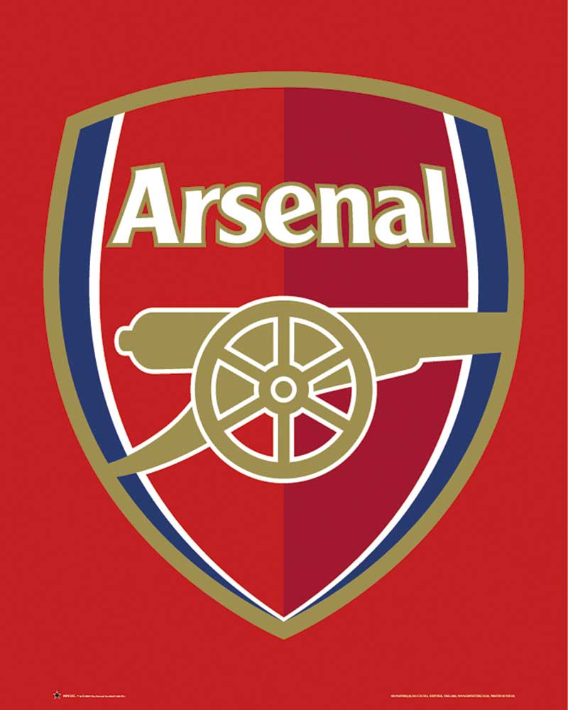 fussball arsenal london club logo
