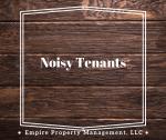 Noisy Tenants