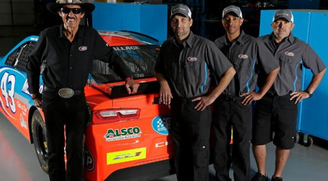 Alsco Returns to Support Richard Petty Motorsports in 2019 Continues to Provide Uniform Rental Needs and More for All Petty Companies