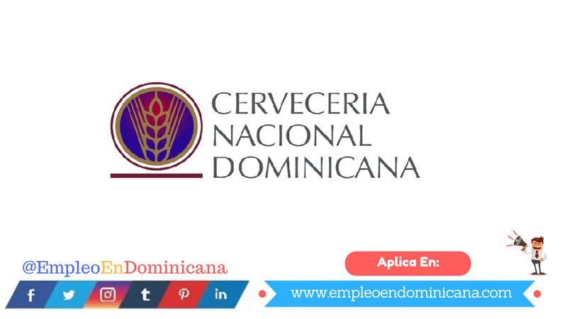 Ofertas de Trabajo Cervecería Nacional Dominicana