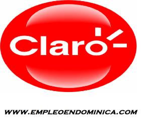 Vacante Claro Dominicana empleo inmediato para el trabajo