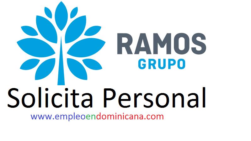 VACANTE DE EMPLEOS Grupo Ramos Dominicana