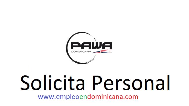 vacantes de empleos disponibles en PAWA Dominicana aplica ahora a la vacante de empleo en República Dominicana
