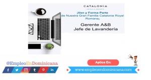 Empleo en catalonia hotels & Resorts