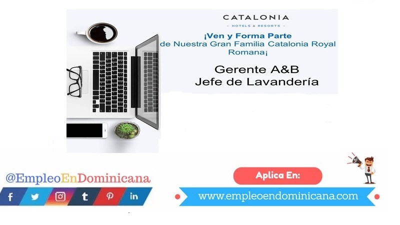 Empleo en catalonia hotels & Resorts