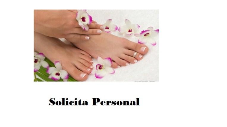 empresa Farbe The Nail Boutique solicita personal