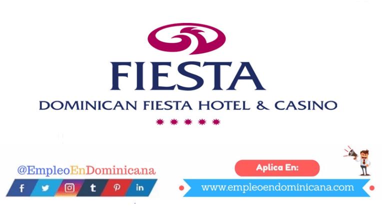 vacantes de empleos disponibles en Dominican Fiesta aplica ahora a la vacante de empleo en República Dominicana