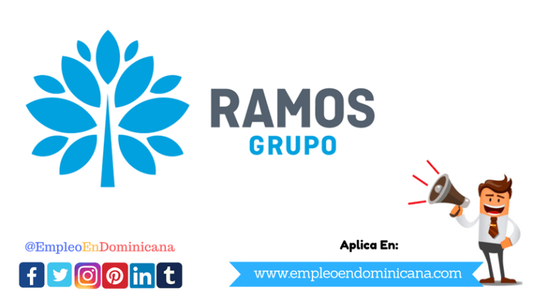 empleos disponible en república dominicana con vacante de empleos en grupo ramos