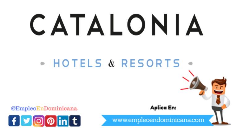 vacantes de empleos disponibles en Hotel Catalonia aplica ahora a la vacante de empleo en República Dominicana