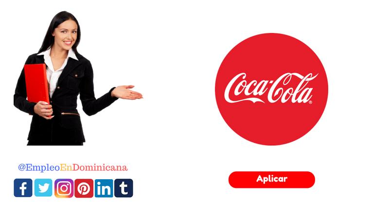 Nueva Vacante de Trabajo en Coca-Cola company