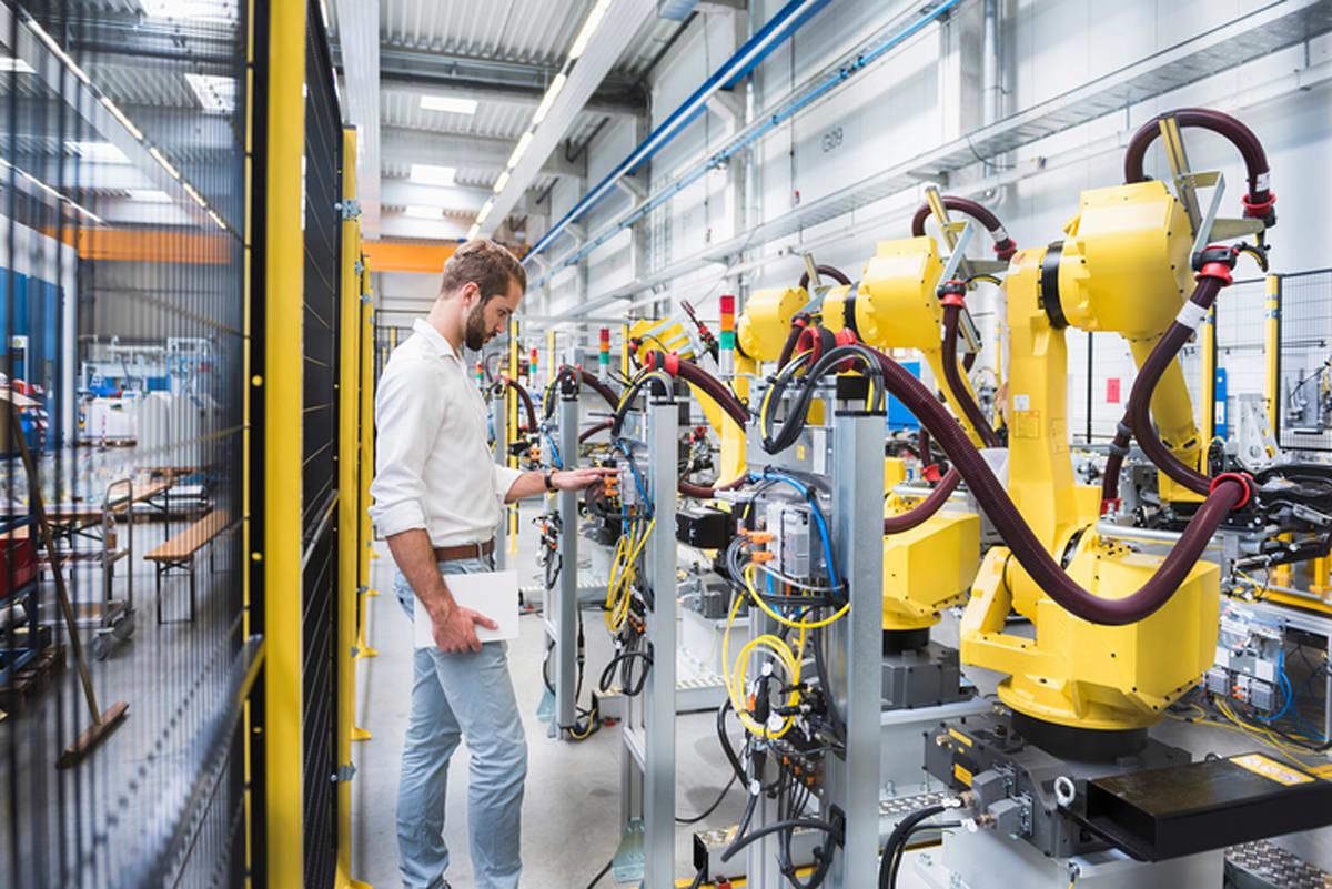 robots emploi