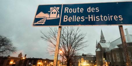 Route des Belles-Histoires