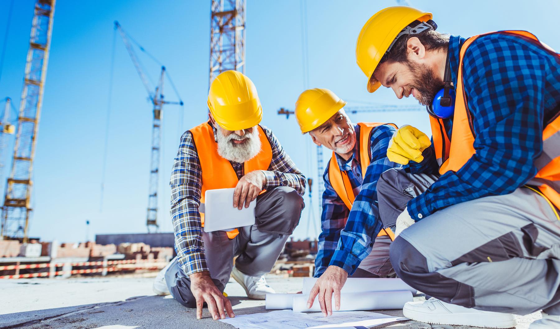 pénurie de main-d'oeuvre en construction