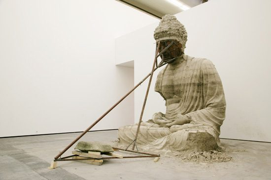 zhang huan buddha