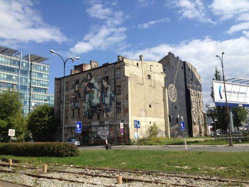 Warsaw Street Art