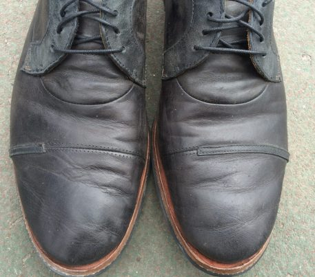 Timberland Wodehouse Cap Toe Oxfords