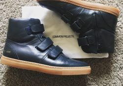 Robert Geller x Common Projects