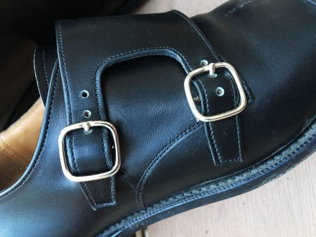 Buckles of the Church's Monk Strap