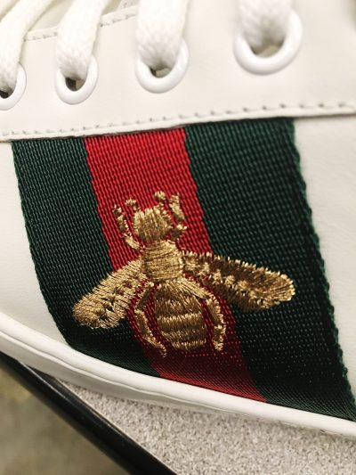 Gucci Ace Bee Logo