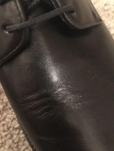 WANT Les Essentiels Leather Grain