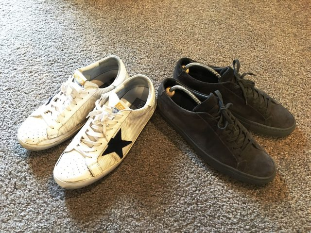 Golden Goose and Common Projects Comparison Review