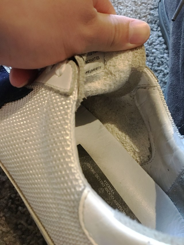 Golden Goose Terry Cloth Lining