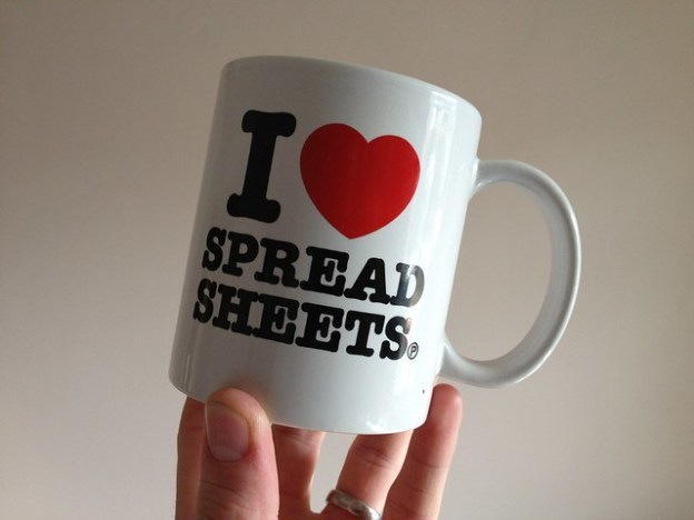 8 Must-Know Tips for Working with Spreadsheets