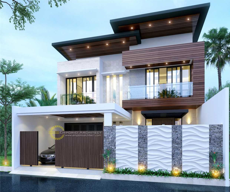 Karakter Desain Rumah Minimalis Modern