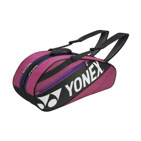 Raqueteira Yonex Tournament Basic Ameixa
