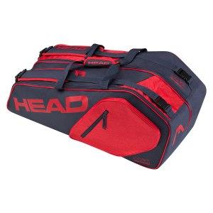 Raqueteira Head Core 6R Combi Vermelha