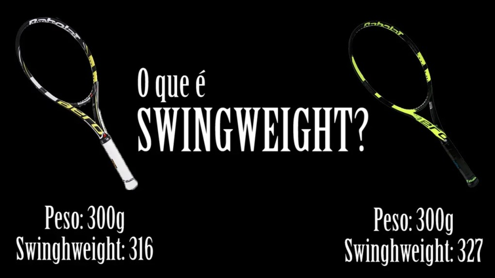 O que é swingweight?