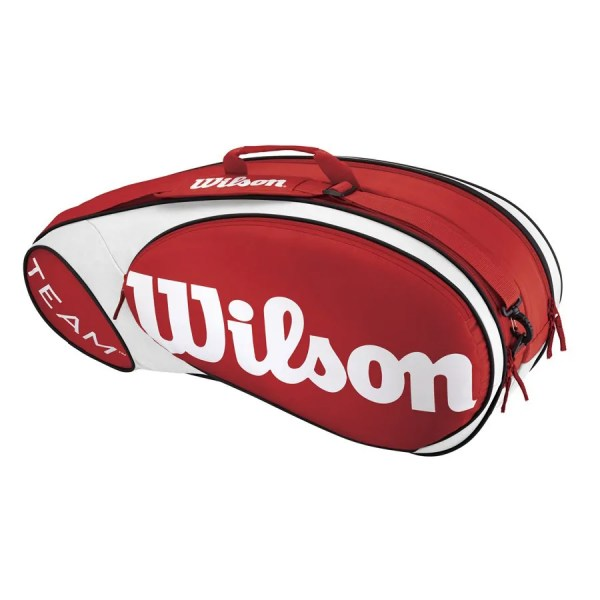 Raqueteira Wilson Team 6 Pack