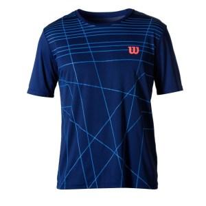 Camiseta Wilson Amplifeel Azul