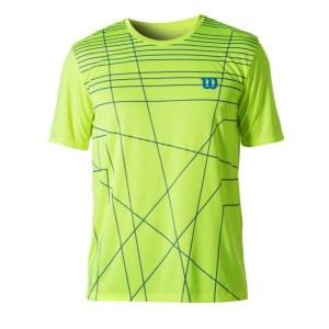 Camiseta Wilson Amplifeel Neon