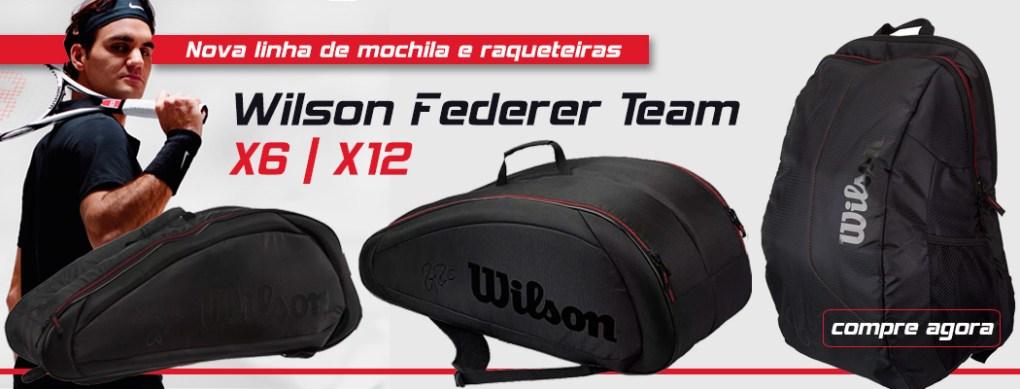 Wilson Federer Team