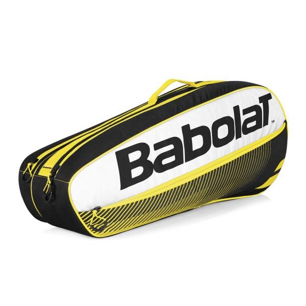 Raqueteira Babolat Club Amarela