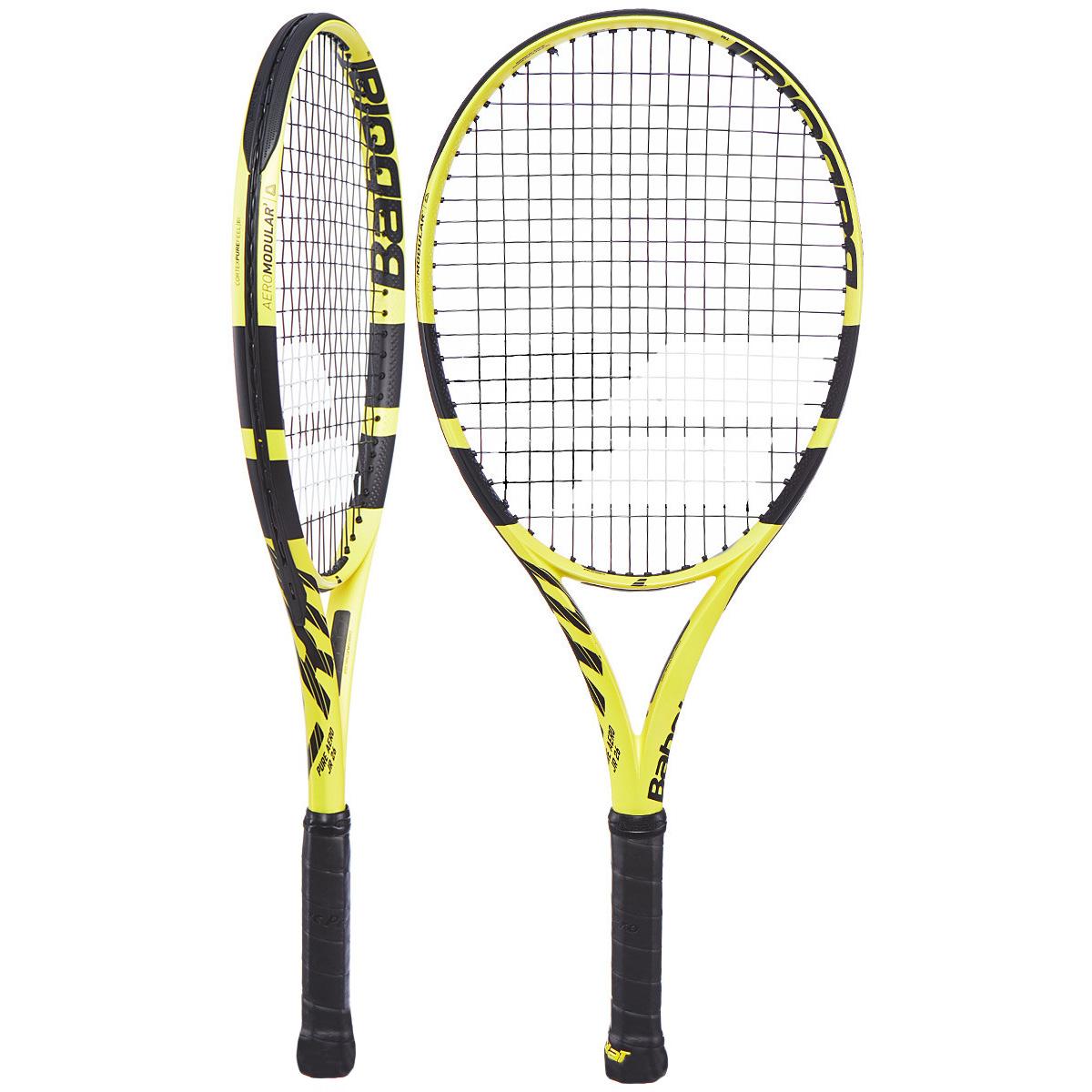 60bf56df1 Raquete de Tênis Babolat Pure Aero Junior 26 - Empório do Tenista