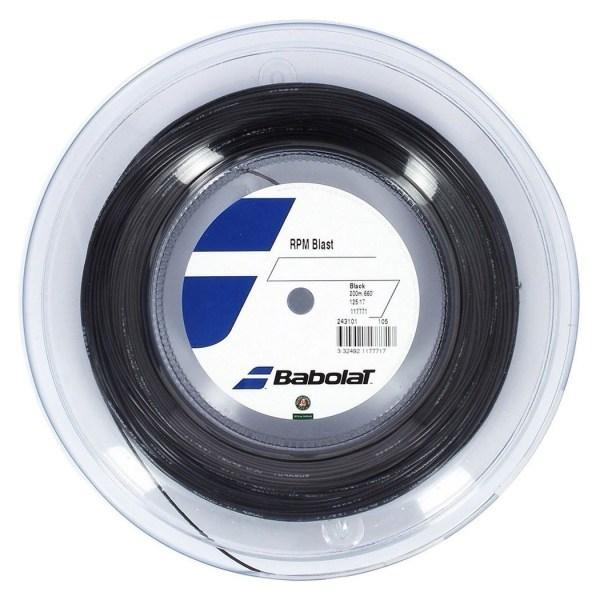 Corda Babolat RPM Blast 1.25 Rolo com 200 metros