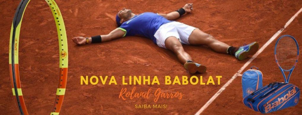 Coleção Roland Garros 2019
