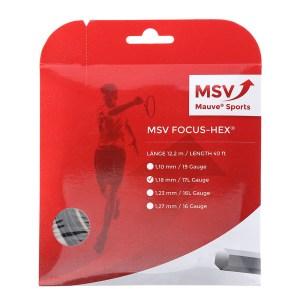 Corda MSV Focus Hex 1.18