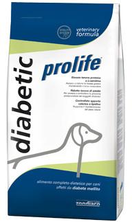 Crocchette Diabetic Prolife Vet formula